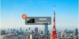 Hình của Bộ phát wifi 4G Nhật Bản không giới hạn dung lượng nhận tại sân bay Narita