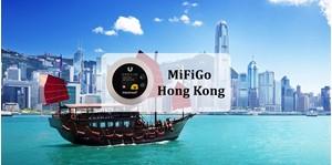 Hình của Bộ phát wifi Hong Kong MiFiGo giao nhận tại Việt Nam