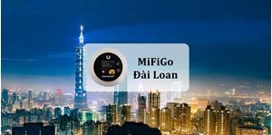 Hình của Bộ phát wifi Đài Loan MiFiGo giao nhận tại Việt Nam