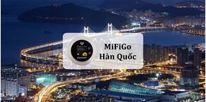 Hình của Bộ phát wifi Hàn Quốc MiFiGo giao nhận tại Việt Nam