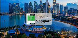 Hình của Bộ phát wifi Gohub Singapore - giao nhận tại nhà