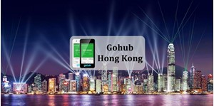 Hình của Bộ phát wifi Gohub Hong Kong - giao nhận tại Việt Nam