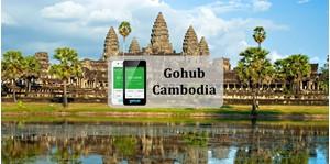 Hình của Bộ phát wifi Gohub Cambodia - giao nhận tại Việt Nam