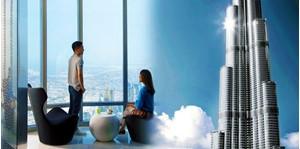 Hình của Vé đài quan sát Burj Khalifa - At the Top SKY (tầng 148- 124 và 125)