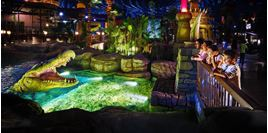 Hình của Vé công viên giải trí IMG Worlds of Adventure