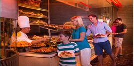 Hình của Buffet tối nhà hàng Saffron Buffet Restaurant tại Atlantis the Palm