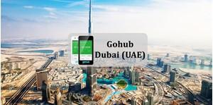 Hình của Bộ phát wifi Gohub Dubai (UAE) giao nhận tại Việt Nam