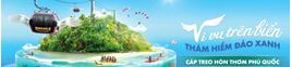 Hình của Voucher Cáp Treo Sunworld Hòn Thơm Nature Park Phú Quốc