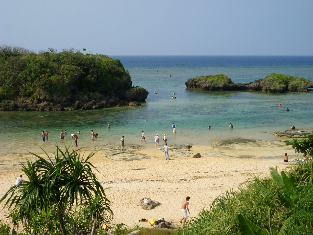 Tour tham quan đảo hoang Nagannu