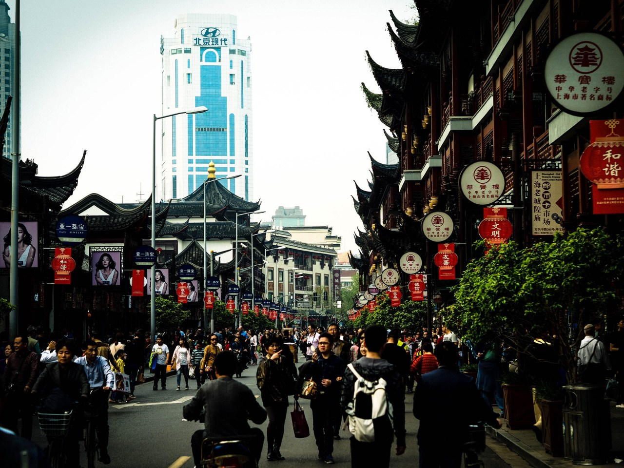 Tour tham quan Thành phố Thượng Hải