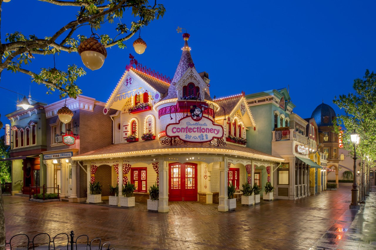 Vé tham quan Shanghai Disneyland