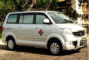 Dịch vụ đưa đón bằng xe riêng từ sân bay quốc tế Surabaya (Xe MVP)