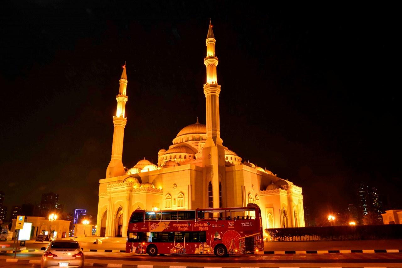Sharjah Hop-on & Hop-off Bus