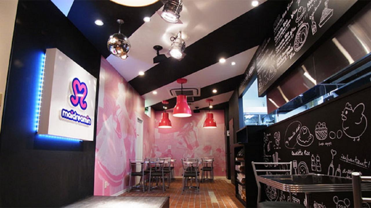 Trải nghiệm Cafe Người Hầu Gái ở Maidreamin Nagoya