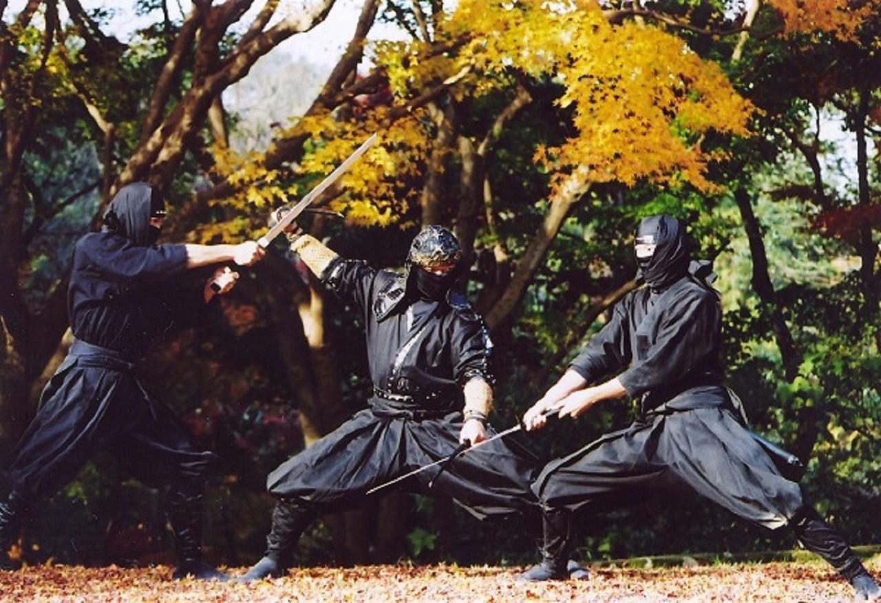 Trải nghiệm Ninja tại làng Iga Ninja