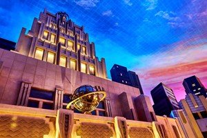 Vé tham quan Warner Bros. World™ Abu Dhabi