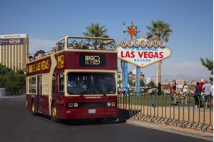 Las Vegas Hop-on & Hop-off Bus