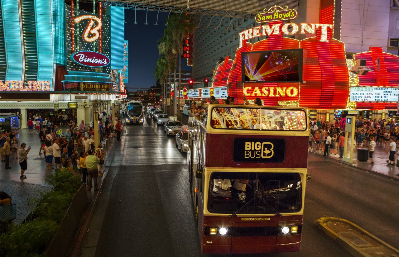 Las Vegas Hop-on & Hop-off Bus