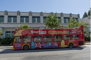 Los Angeles Hop-on & Hop-off Bus