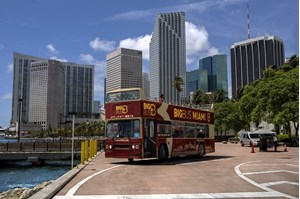 Miami Hop-on & Hop-off Bus