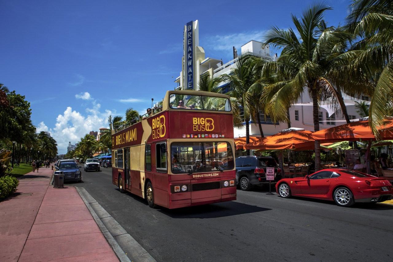 Miami Hop-on & Hop-off Bus