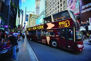 New York Hop-on & Hop-off Bus
