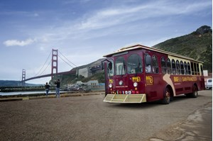 San Francisco Hop-on & Hop-off Bus by Big Bus