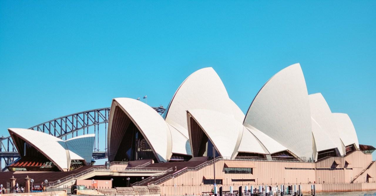 Tour tham quan nhà hát Sydney