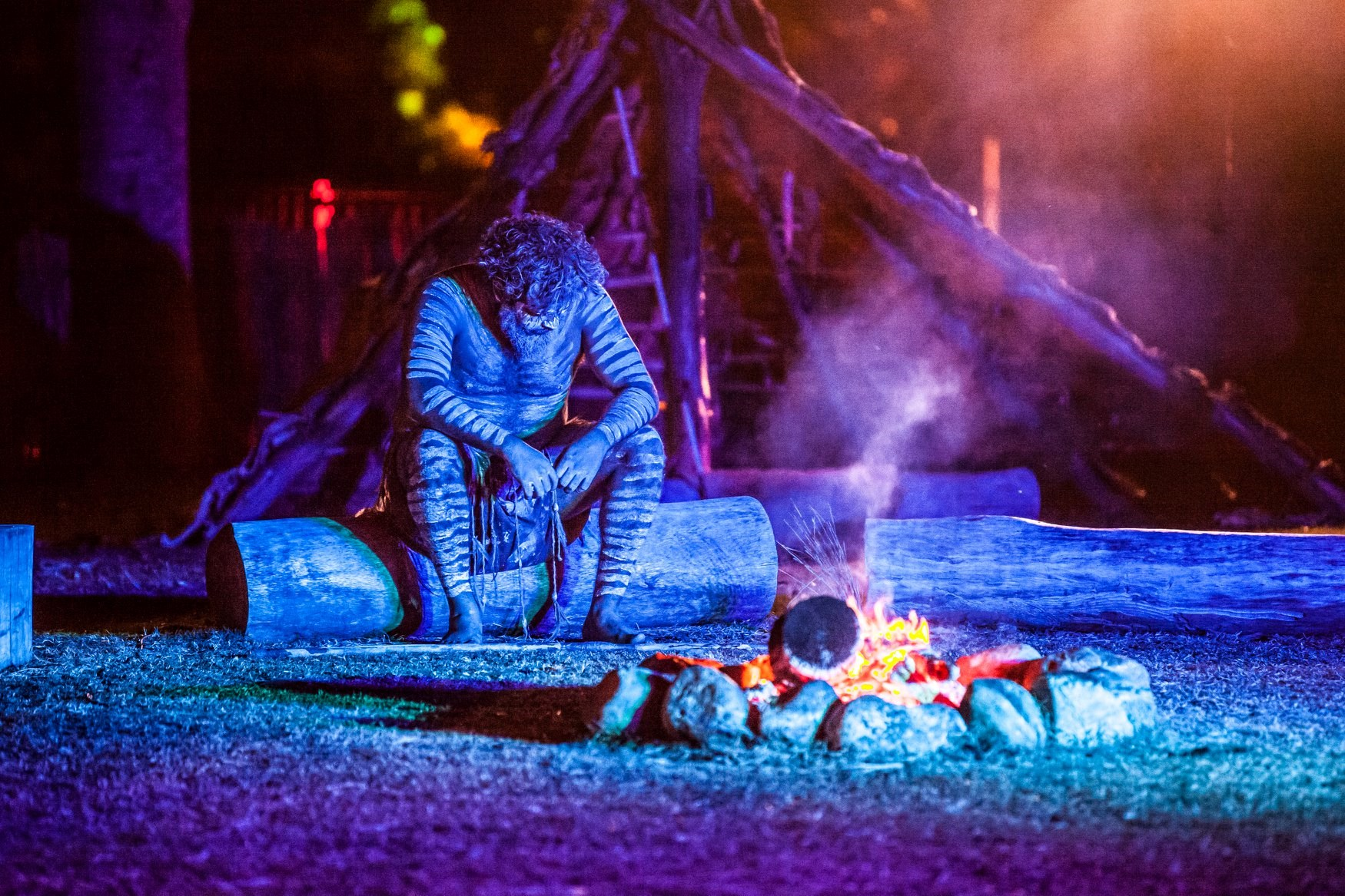 Aboriginal Live Theatre Show and Dinner Experience