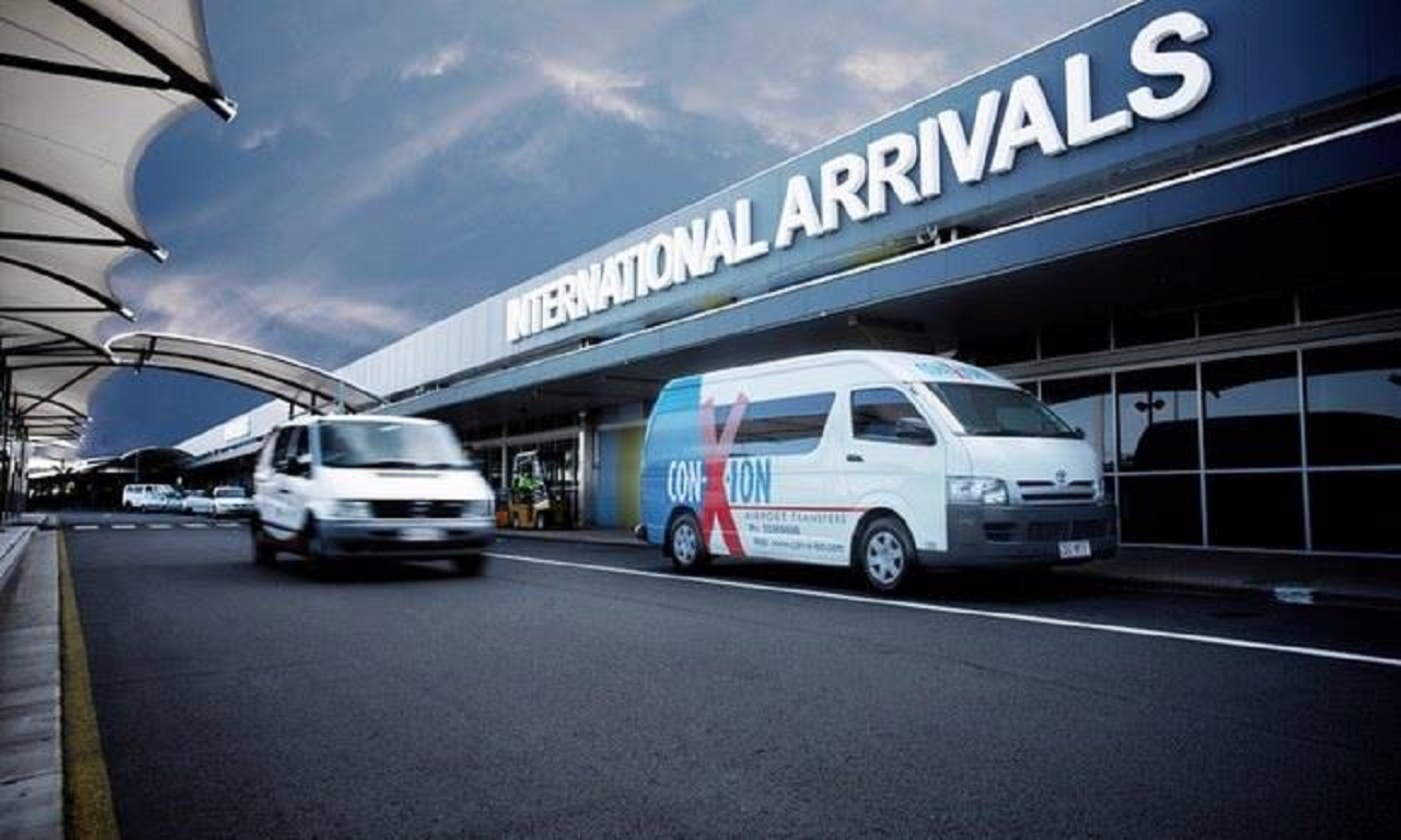 Brisbane Airport Shared Transfers