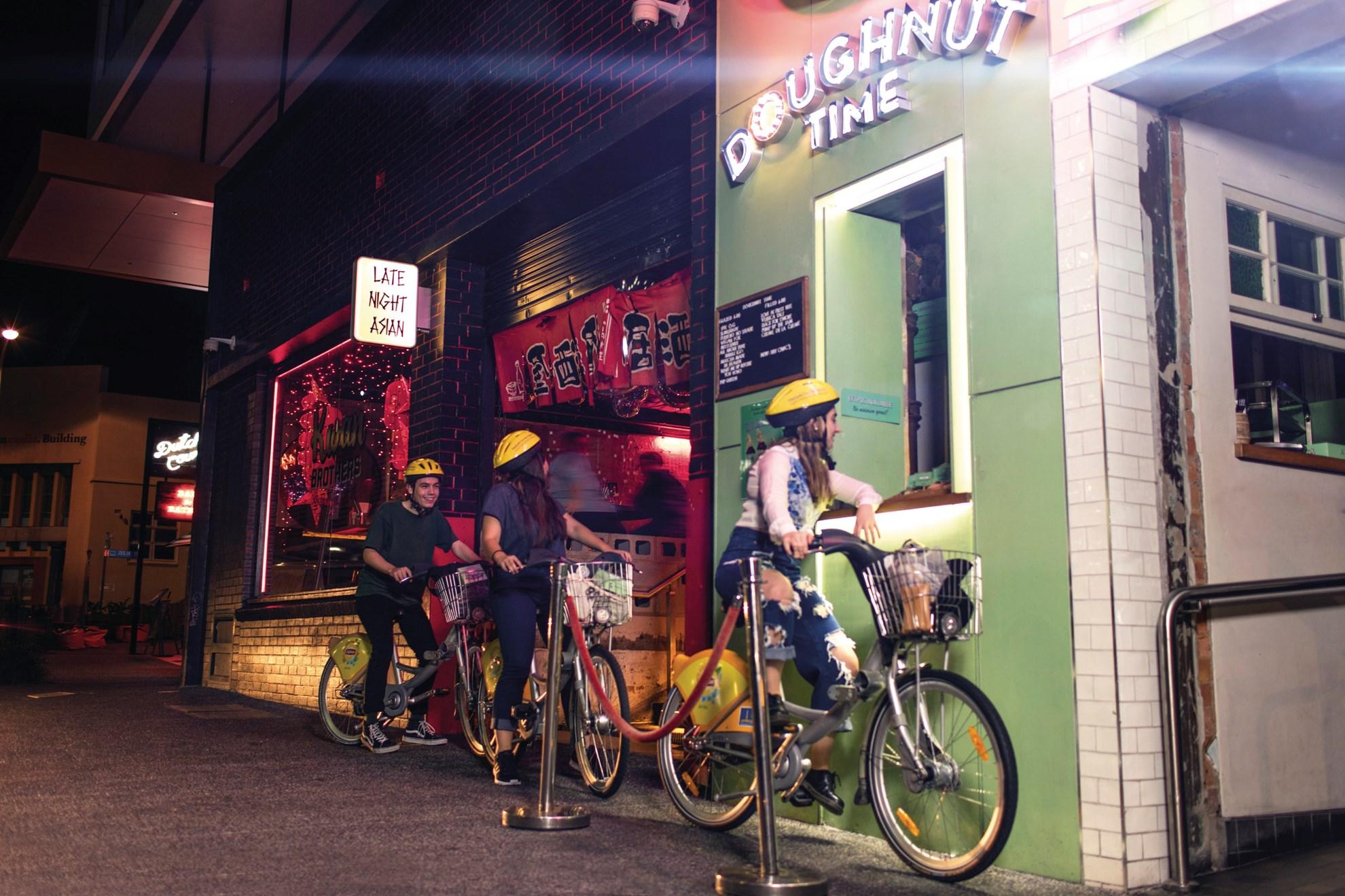 Brisbane Cycling Tour