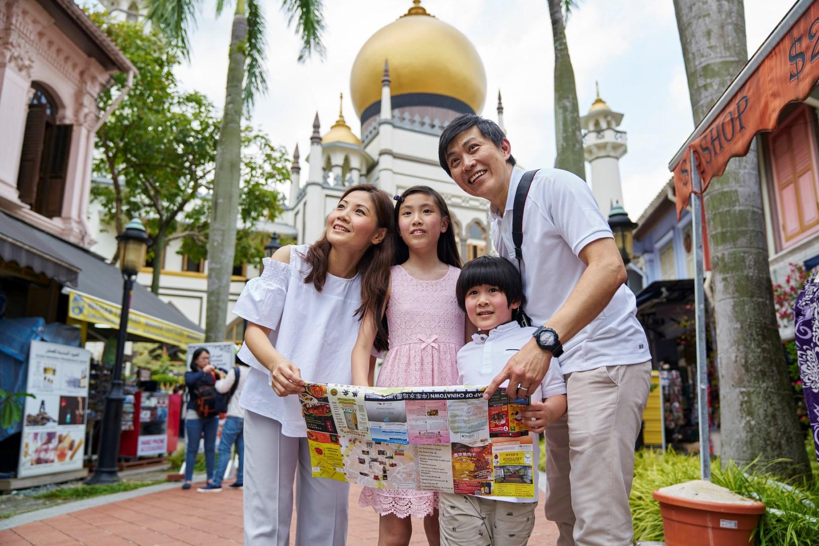 Chụp ảnh với nhiếp ảnh gia chuyên nghiệp ở Singapore