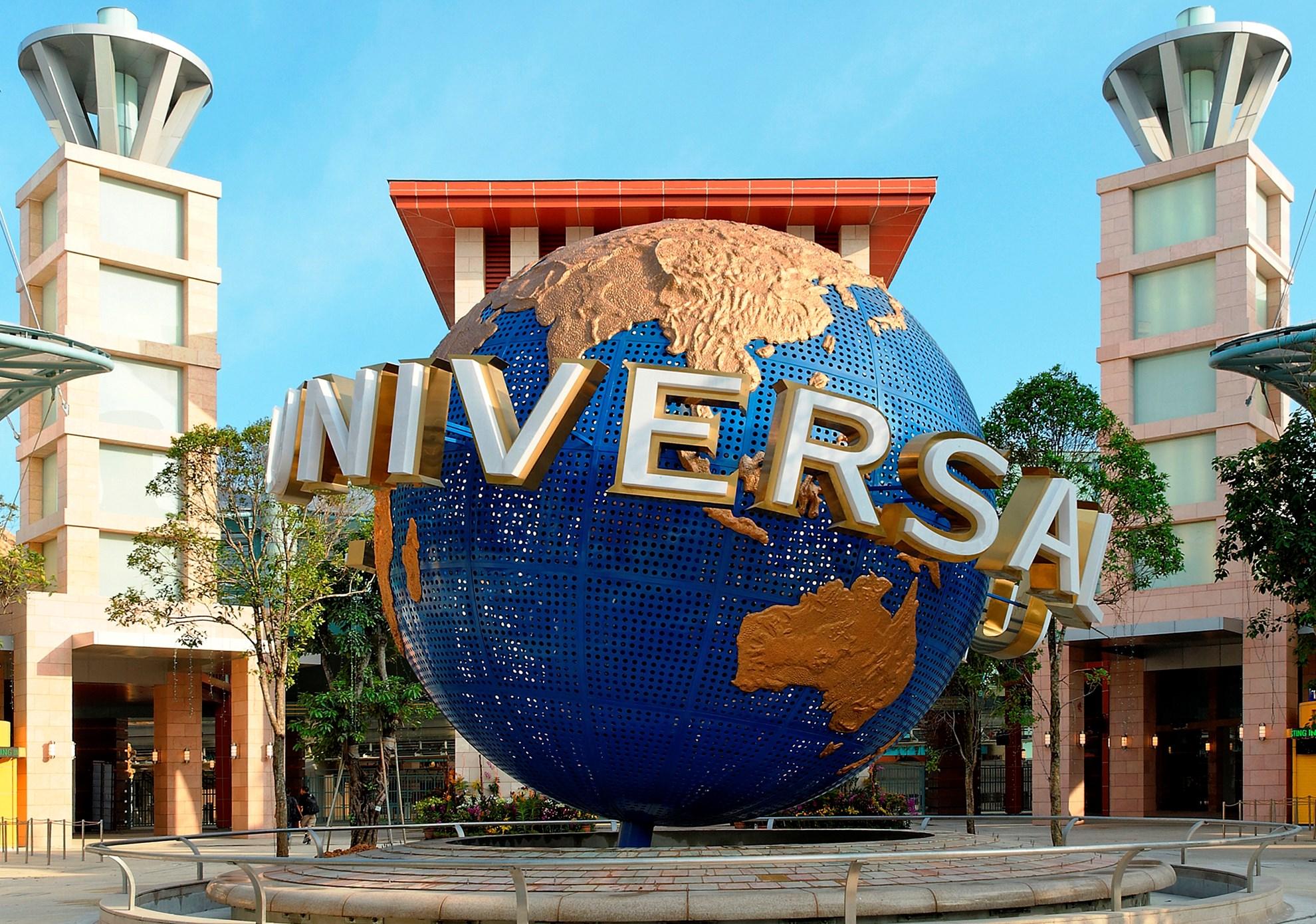 COMBO: Universal Studios Singapore® + Thẻ Singapore Tourist Pass PLUS