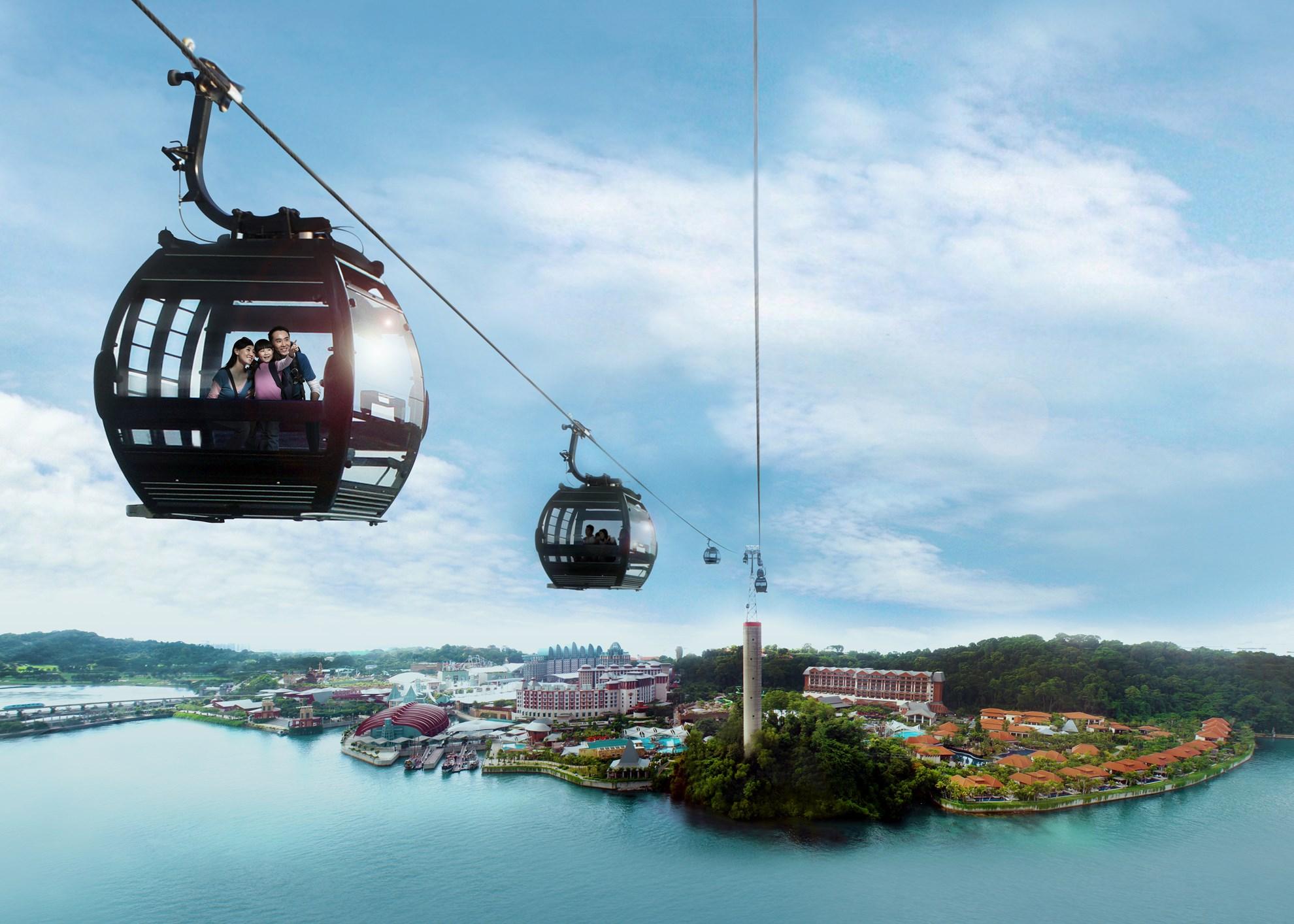 COMBO: Universal Studios Singapore™ + Singapore Cable Car Sky Pass