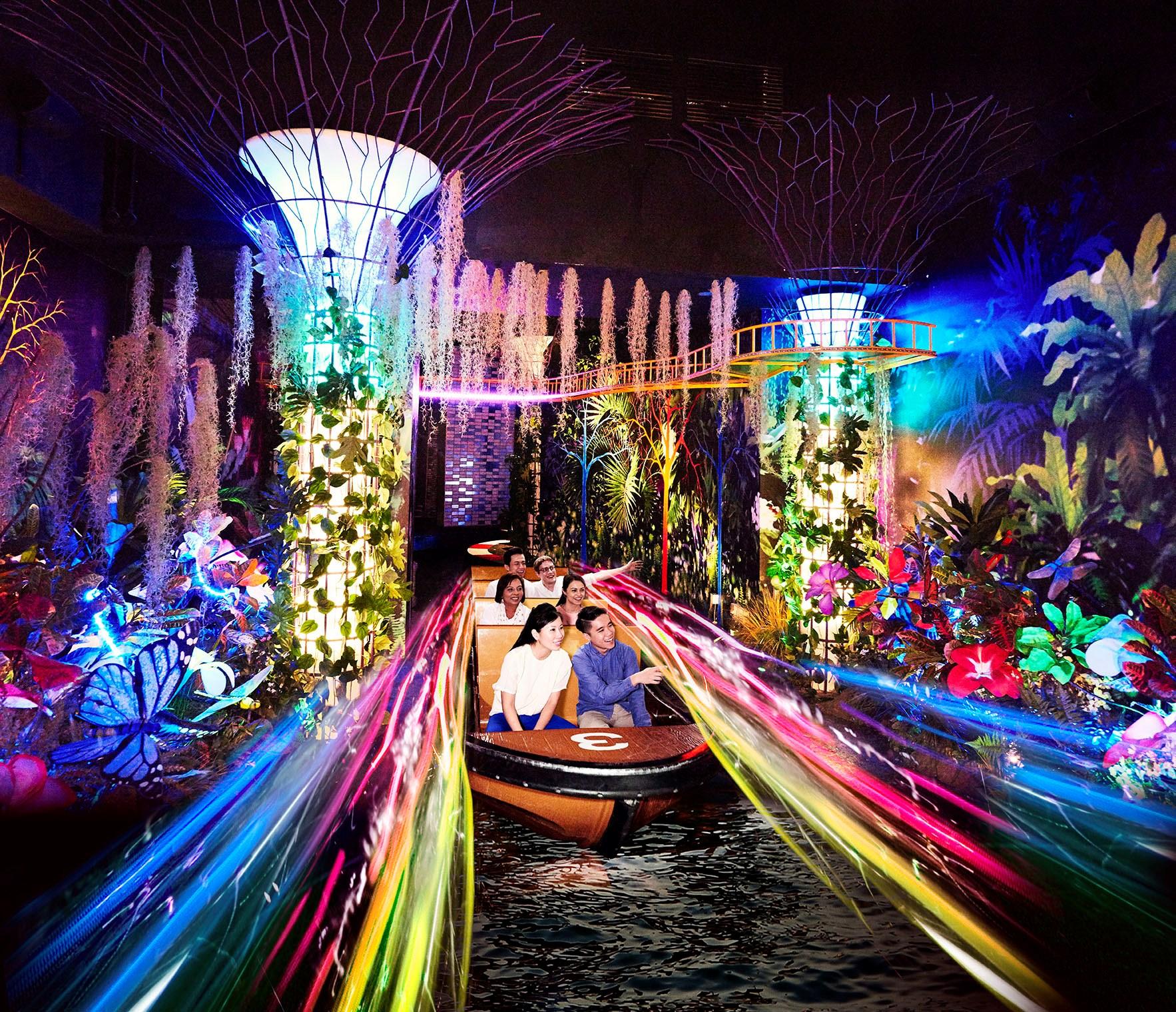 COMBO: Vé Madame Tussauds™ + Vé Gardens by the Bay