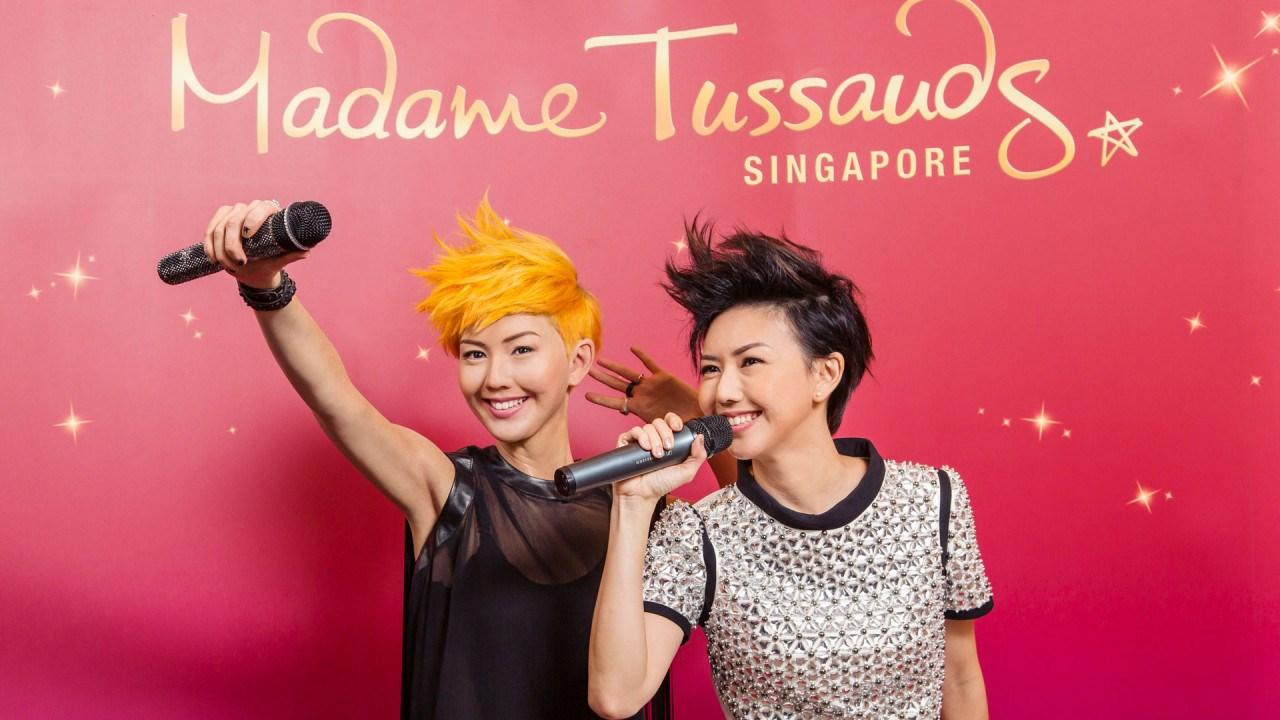 COMBO: Vé Madame Tussauds™ Singapore + Vé Skyline Luge Sentosa