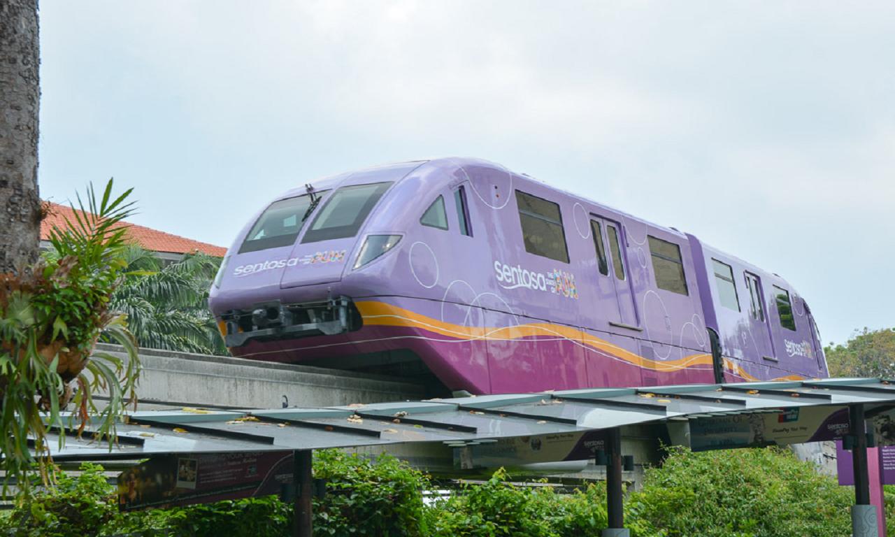 COMBO: Vé Skyline Luge Sentosa + Sentosa Monorail Express
