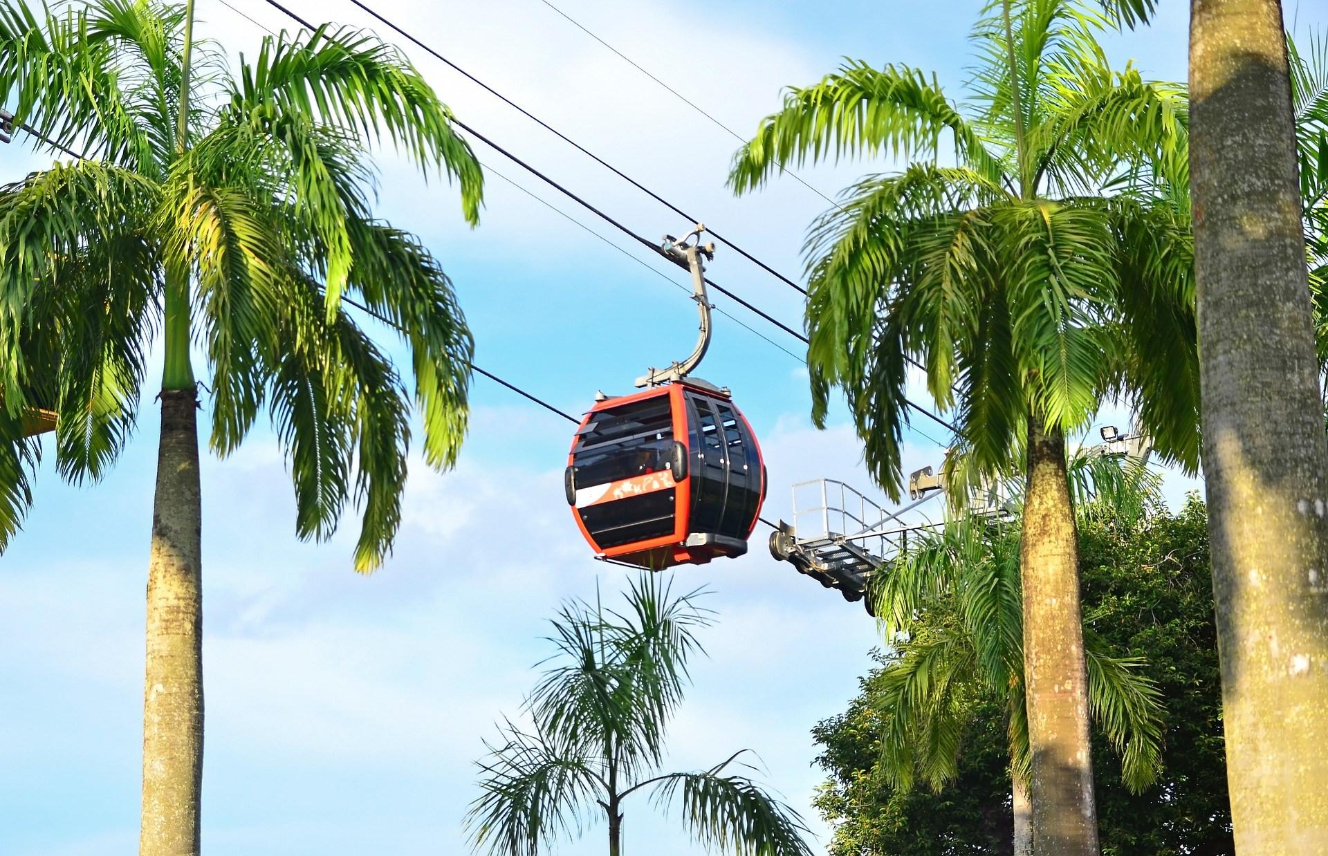 COMBO: Vé tham quan Madame Tussauds™ + Vé Singapore Cable Car Sky Pass