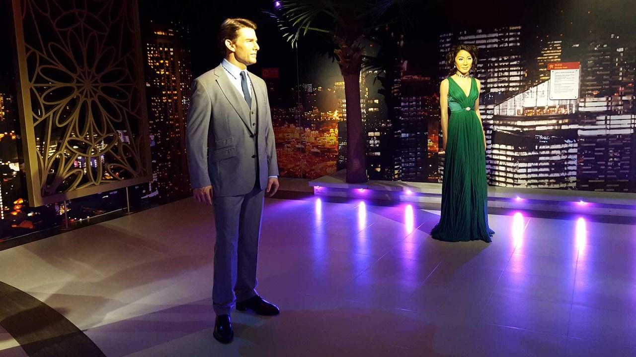 COMBO: Vé tham quan Madame Tussauds™ Singapore + Universal Studios Singapore™