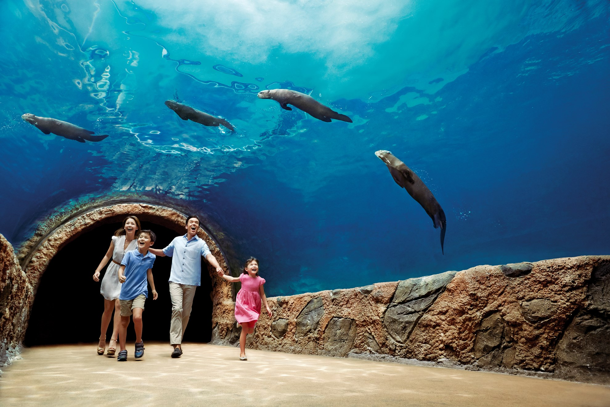 COMBO: Vé tham quan Singapore River Safari + Singapore Night Safari và dịch vụ đưa đón