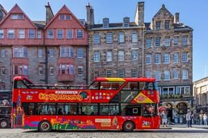 Edinburgh Hop-on & Hop-off Bus
