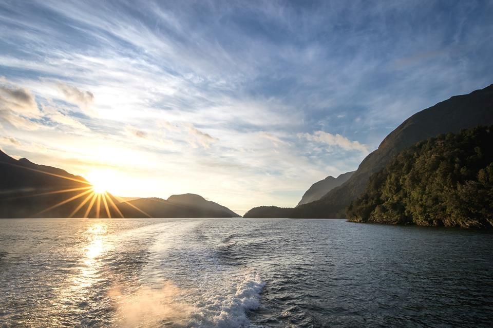 Full-day Doubtful Sound Cruise Tour