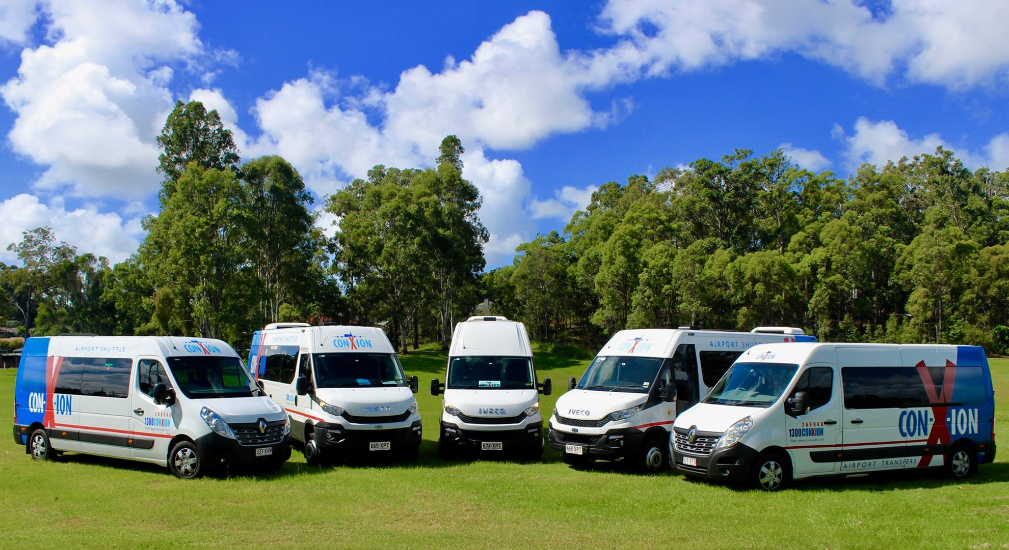 Gold Coast Airport Shared Transfers