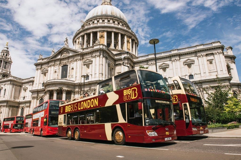 London Hop-on & Hop-off Bus