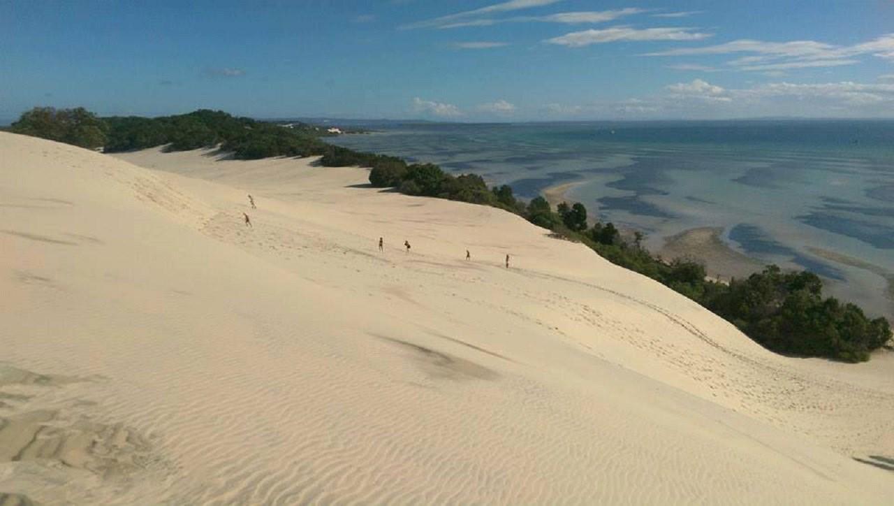 Moreton Island 4WD Adventure from Brisbane