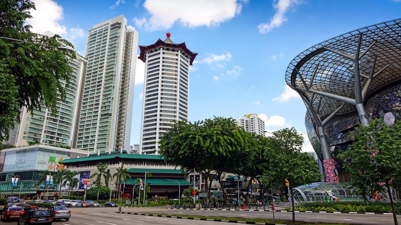 Singapore Crazy Rich Asians Sidecar Tour