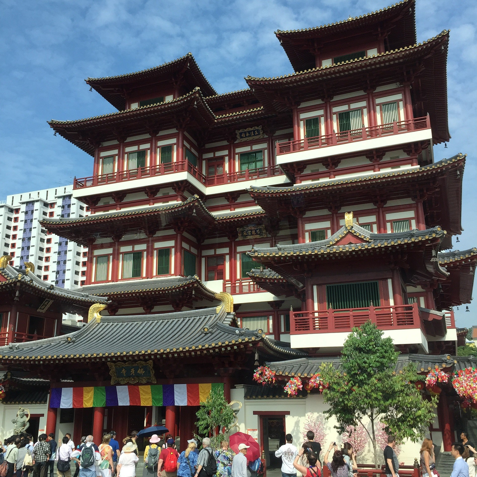 Tour đi bộ tham quan khu phố người Hoa