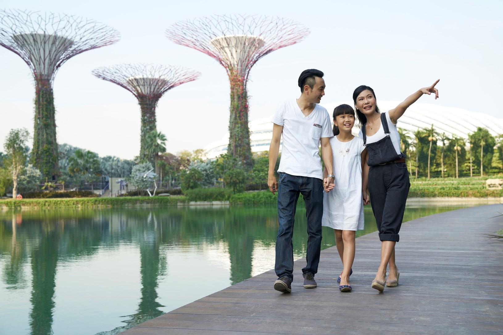 Tour riêng tham quan Singgapore cùng với nhiếp ảnh gia chuyên nghiệp