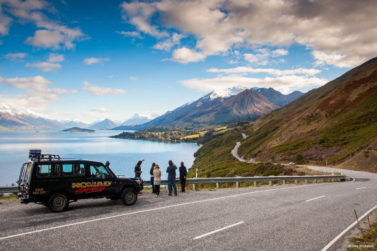 Tour tham quan các địa điểm quay phim Chúa tể của những chiếc nhẫn bằng xe 4WD ở Glenorchy
