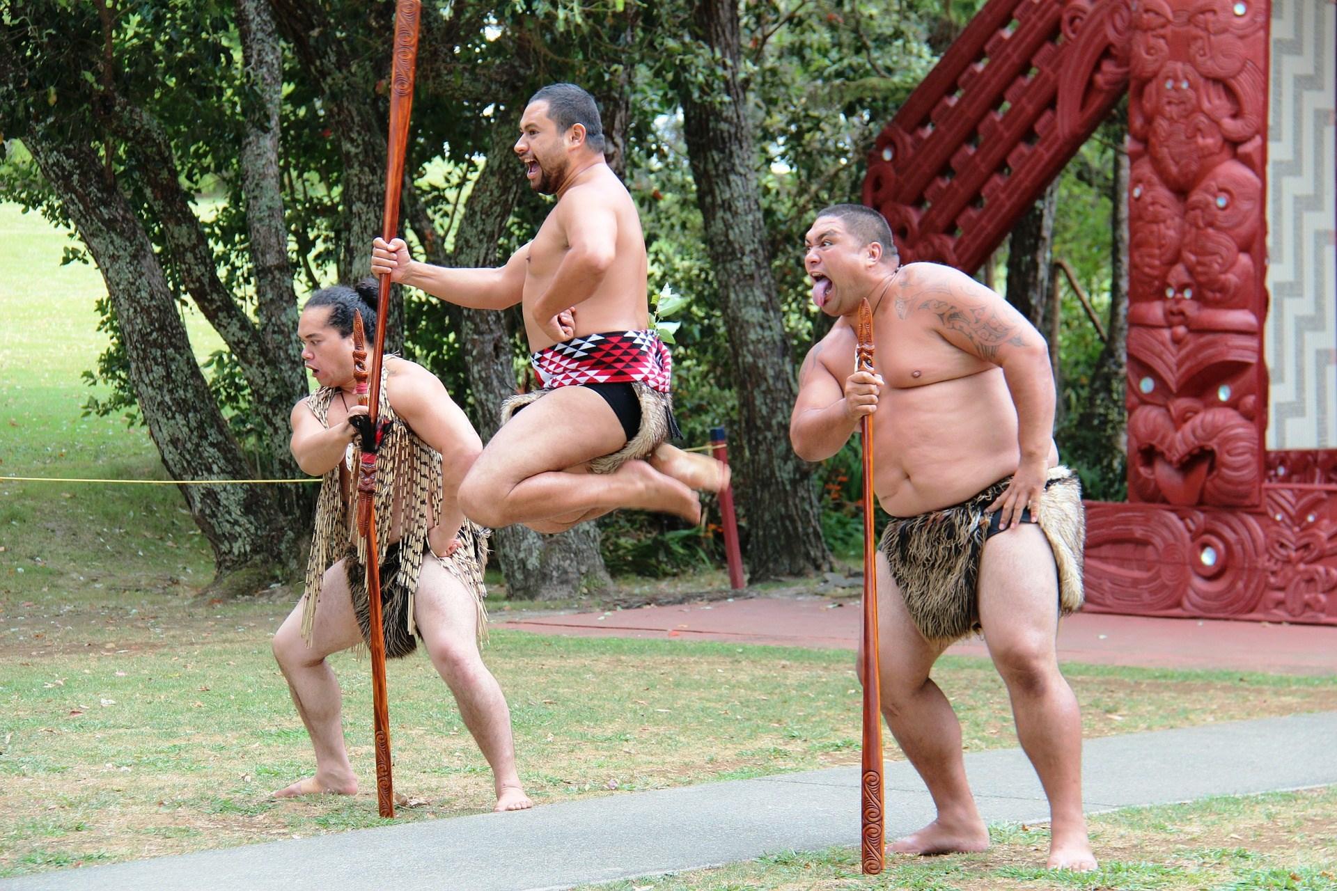 Tour tham quan Làng nhiệt Whakarewarewa